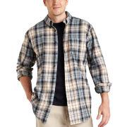 St. John's Bay® Flannel Shirt – Big & Tall
