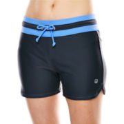 Free Country® Drawstring Swim Short