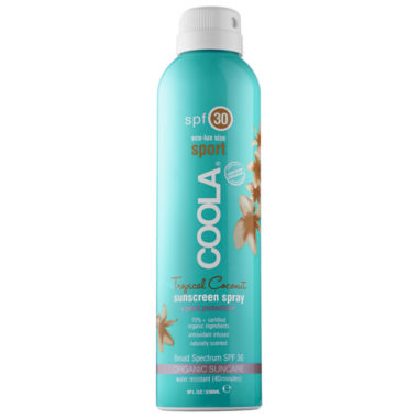 jcpenney.com | Coola Sport Continuous Spray SPF 30 - Tropical Coconut