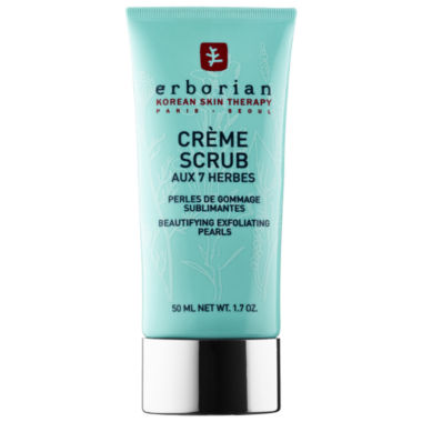 jcpenney.com | Erborian Crème Scrub Beautifying Exfoliating Pearls