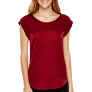 MNG by Mango® Short-Sleeve Top