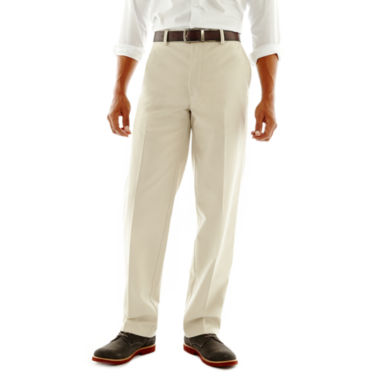 jcpenney.com | St. John's Bay® Worry Free Flat-Front Pants