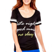 Flirtitude® Baseball Sleep Tee