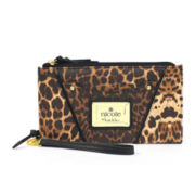 nicole by Nicole Miller® Avery Triple-Zip Wallet