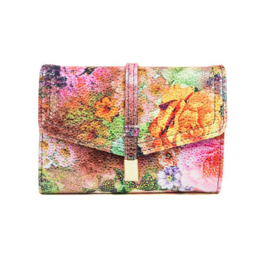 jcpenney.com | Mundi Amsterdam Irresistible Floral Wallet