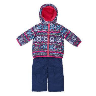 jcpenney.com | Carter's Girls Midweight Snow Suit-Baby