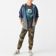 Arizona Graphic Tee or Woven Jogger Pants - Boys 8-20