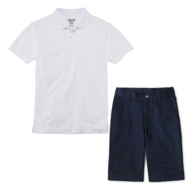 jcpenney.com | IZOD® Performance Polo or Flat-Front Shorts - Boys 8-20