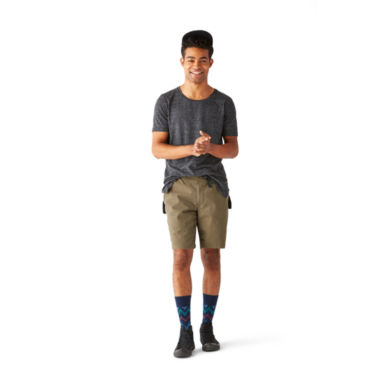 jcpenney.com | Arizona Long Side-Zip Tee or Utility Sufer Prep Flex Shorts (copy)
