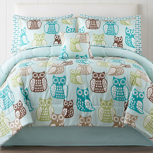 JCPenney Home™ Owl Comforter Set