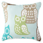 JCPenney Home™ Owl Square Decorative Pillow