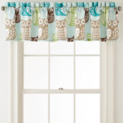 JCPenney Home™ Owl Rod-Pocket Valance