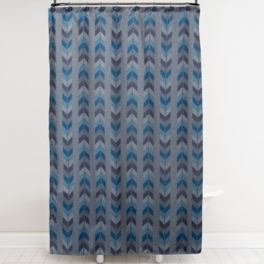 jcpenney.com | Feathers Shower Curtain