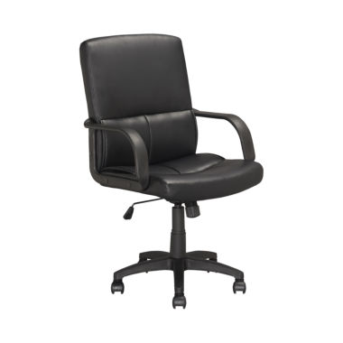 jcpenney.com | Workspace Executive Faux-Leather Office Chair