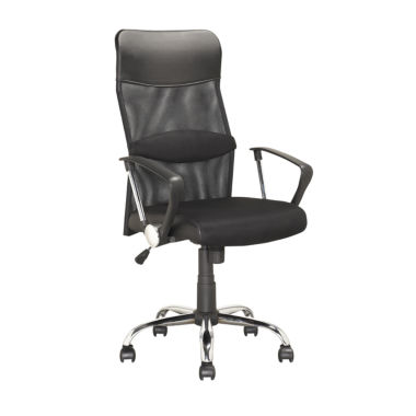 jcpenney.com | Workspace Executive Faux-Leather  And Mesh Officechair