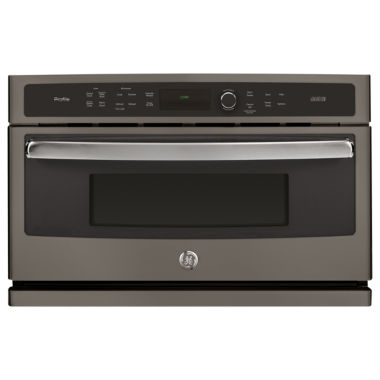 "jcpenney.com | GE Profile™ Series 30"" Single Wall Oven with Advantium® Technology"