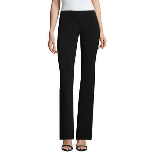 by&by Modern Fit Knit Pull-On Pants-Juniors