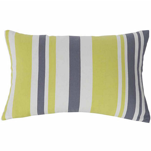Kensie Etta Rectangular Throw Pillow