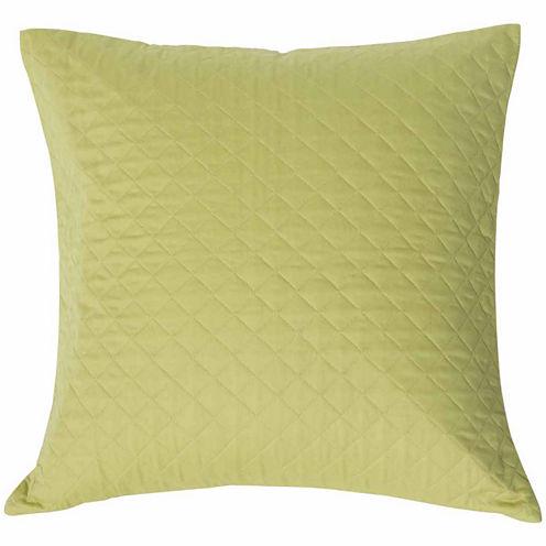Kensie Etta Square Throw Pillow