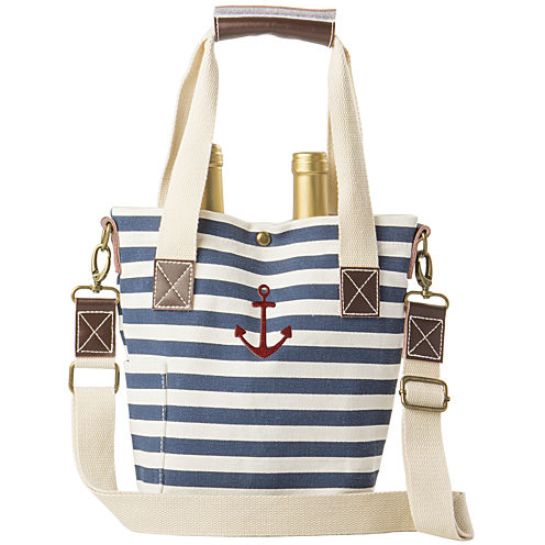 Cathy's Concepts Wine Tote