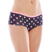 Flirtitude® Dot Boyshort