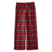 Jelli Fish Kids Micro-Fleece Plaid Pajama Pants – Boys 4-20