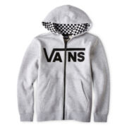 Vans® Pull-Over Fleece Hoodie - Boys 8-20