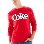 Coke® Patch Fleece Sweatshirt
