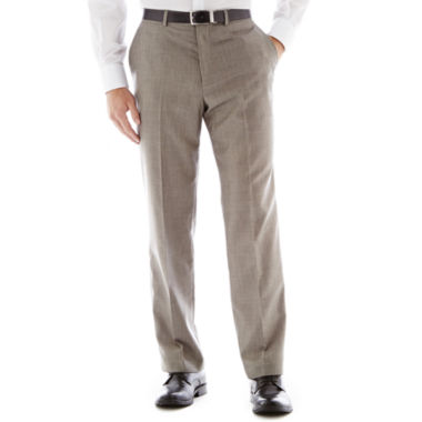 jcpenney.com | Dockers® Gray Sharkskin Flat-Front Suit Pants - Classic Fit