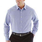 Van Heusen® Traveler No-Iron Woven Shirt–Big & Tall