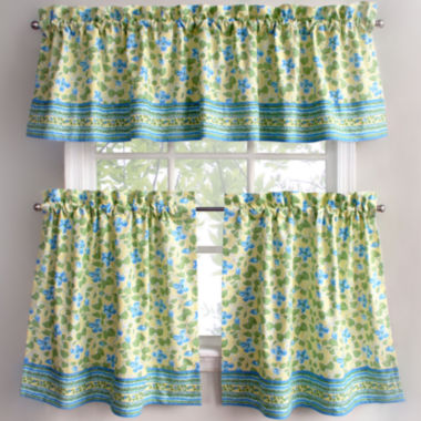 jcpenney.com | Park B. Smith Boutique Flowers Kitchen Curtains