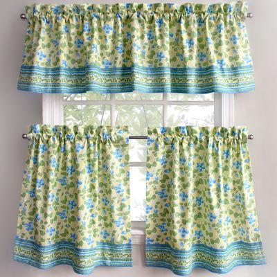 jcpenneycom park b smith boutique flowers kitchen curtains