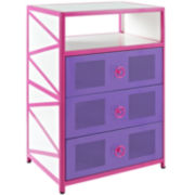 Girl's 3-Drawer Dune Buggy Chest