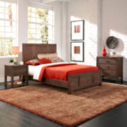 Weatherford Bed, Nightstand and Chest