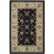 Ankara Washable Rectangular Rug
