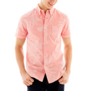 The Original Arizona Jean Co.® Short-Sleeve Woven Shirt
