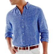 Claiborne Linen Shirt