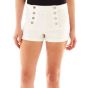 Almost Famous High-Waist Sailor Shorts