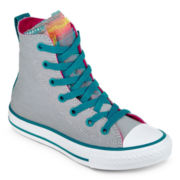 Converse Chuck Taylor All Star Party Girls High-Top Sneakers - Little Kids