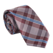 Wembley Plaid Tie