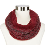 Mixit™ Reversible Fair Isle Cowlneck Scarf
