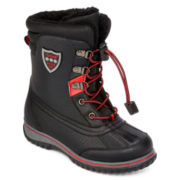 Totes® Garret Boys Cold-Weather Boots - Little Kids/Big Kids