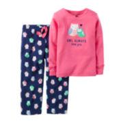 Carter's® Owl-Print Pajama Set - Preschool Girls 4-6x
