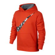Nike® Brushed Fleece Hoodie - Boys 8-20