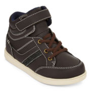 Arizona Lil Phil Boys Lace-Up Sneakers - Toddler