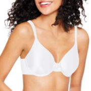 Hanes® Back Smoother Foam Underwire Bra - HU15