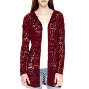 Ransom Girl™ Long-Sleeve Hooded Cozy Sweater