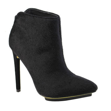 jcpenney.com | Michael Antonio Troops Faux Pony-Hair Booties