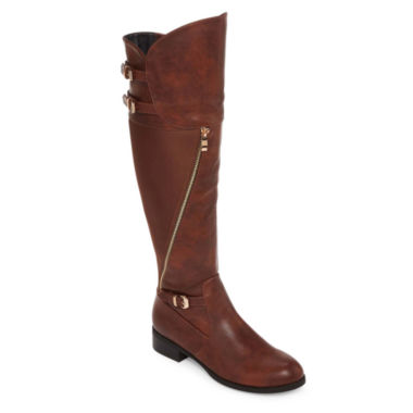 jcpenney.com | GC Shoes Kourtney Riding Boots