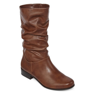 jcpenney.com | East Fifth Junction Slouch Mid Shaft Boots